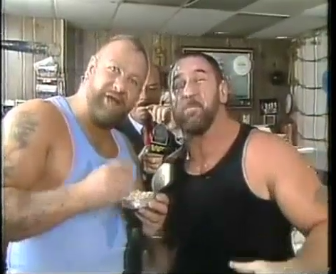 The Bushwhackers Arrive! (1989)